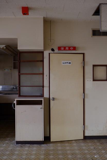 レントゲン室