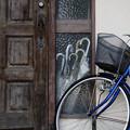写真: 玄関