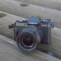 Photos: FUJIFILM X-T100