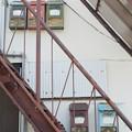 Photos: 階段のポスト