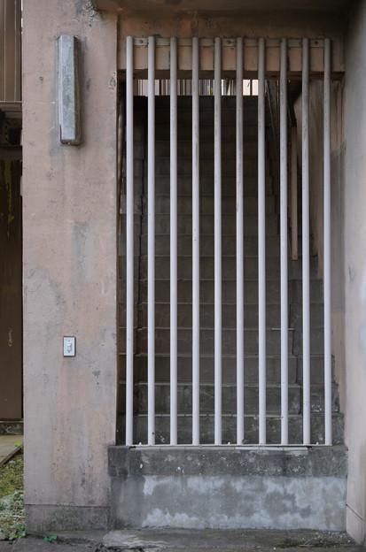 Photos: 閉鎖階段