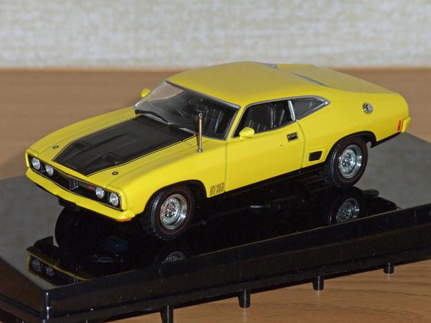 1/43 フォード XBファルコン   DSCF0551