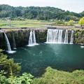 写真: 原尻の滝-9