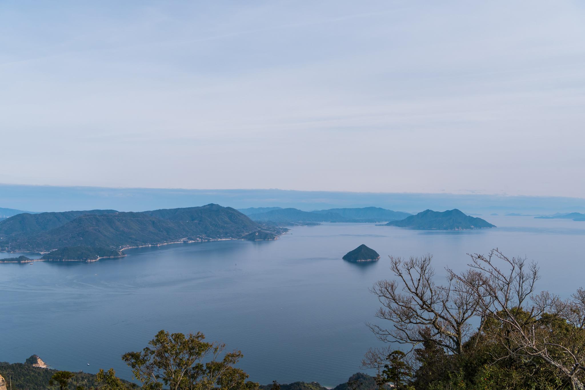 弥山からの眺望-3