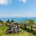 Photos: 鷹取山山頂にて