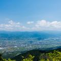 Photos: 鷹取山から筑後川
