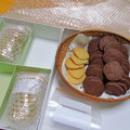 Photos: 大分の義母に送ったかにゃかにゃママの簡単クッキー