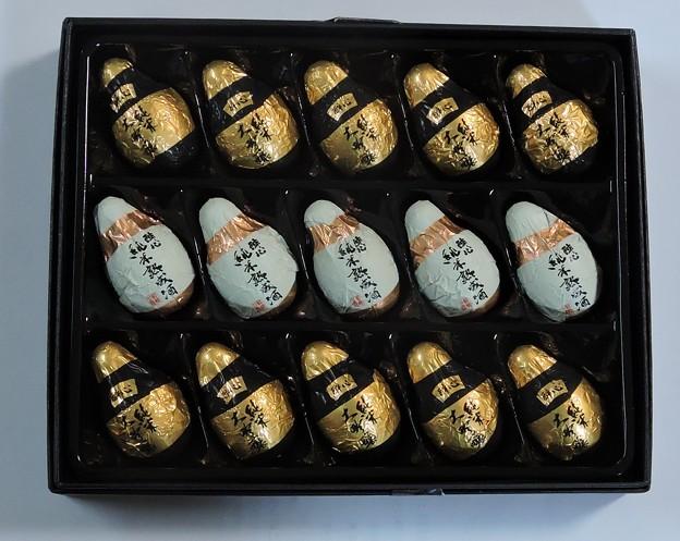 チョコレ-トは・・身体に良いらしい
