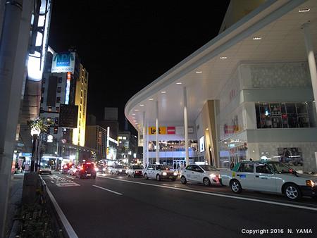 2016年4月22日、金沢市片町