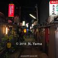 Photos: 2018年10月27日、金沢中央味食街