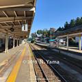 Photos: 穴水駅