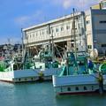 1.外川港の漁船-A