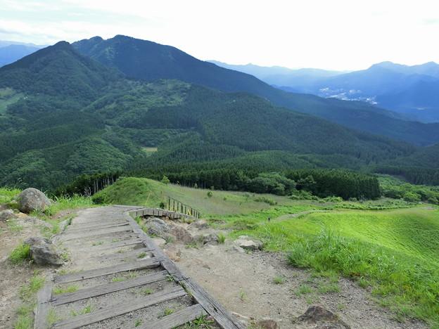 Photos: 曽爾高原木道