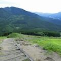写真: 曽爾高原木道