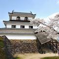 写真: 片倉小十郎の城