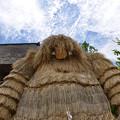 Photos: 村の守り神