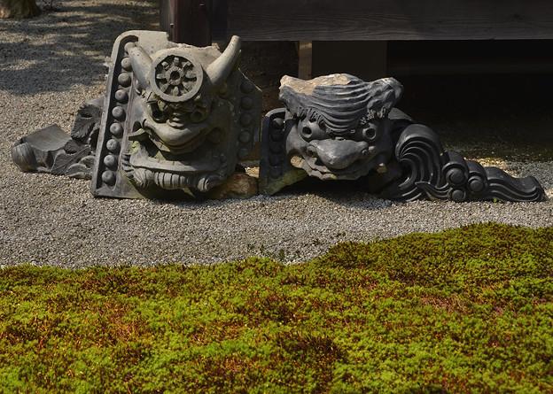 南禅寺方丈内庭