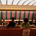 歌舞伎座一幕立見席