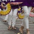 Photos: 踊り子のつま先