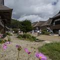 Photos: 秋の日の宿場町