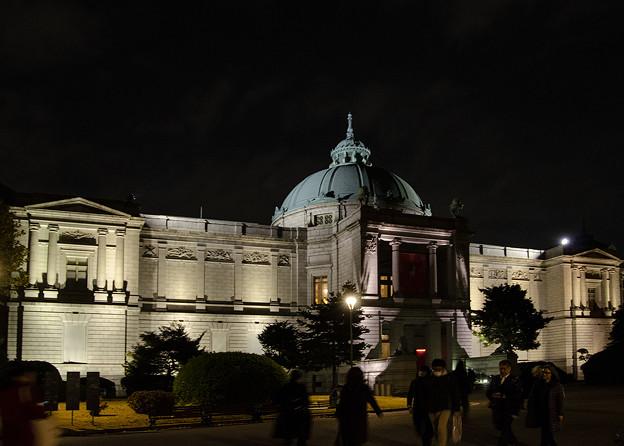 Photos: 夜の博物館