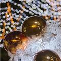写真: 光のボール