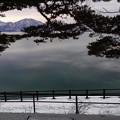 Photos: 田沢湖の冬