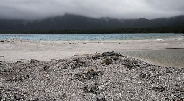 Photos: 極楽それとも地獄の渚