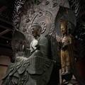 法隆寺釈迦三尊