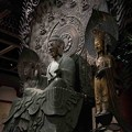 Photos: 法隆寺釈迦三尊