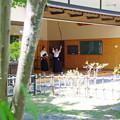 写真: 弓道場