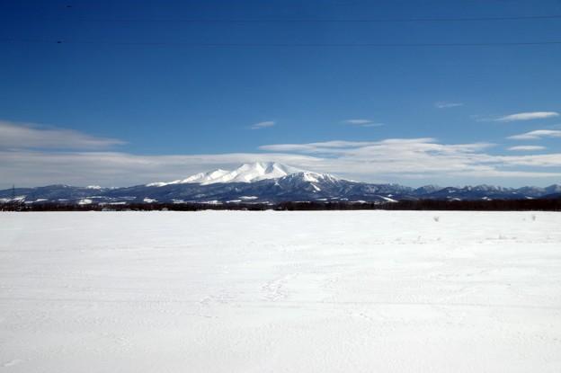 写真: 海別岳