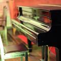写真: 旅するピアノ