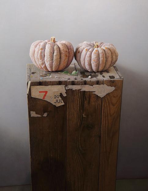 菊座かぼちゃ