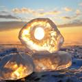 Photos: jewelry ice