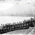 中禅寺湖と男体山 歌ヶ浜
