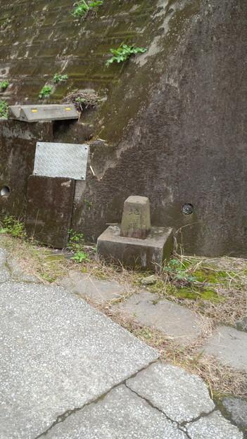 地眼 平田橋西の日豊本線ガード下 鹿児島市