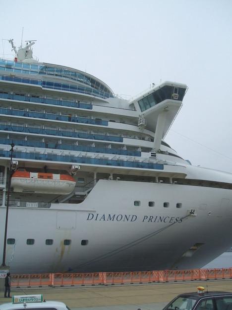 ダイヤモンド・プリンセス マリンポートかごしま 20130326