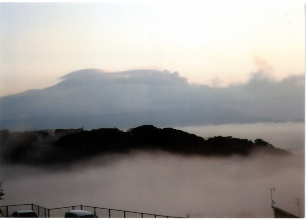 雲海 桜ヶ丘 鹿児島市