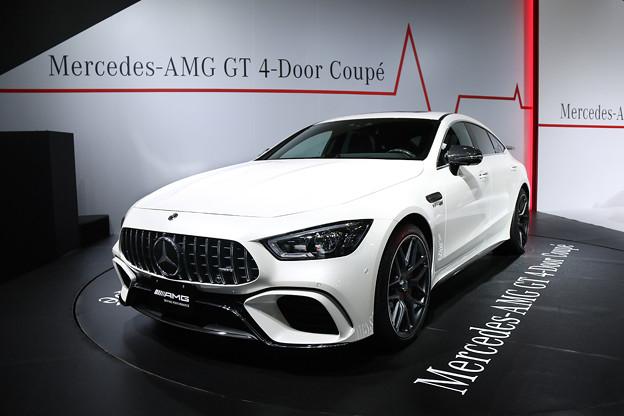 Mercedes AMG GT 4Door Coupe