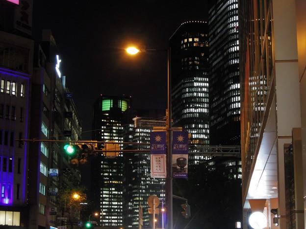 大阪淀屋橋の夜景 其の二