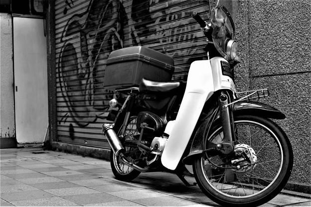 クラシカルバイク