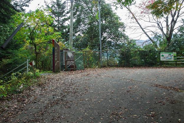 奥大井湖上遊歩道入口