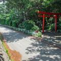 Photos: 諸口神社の鳥居