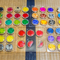 Photos: CSMオーズドライバー オーメダル全59種