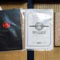 Photos: CSMオーズドライバー説明書&ブックレット&オーメダルホルダー外箱