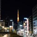 Photos: 浜松町から眺める東京タワー