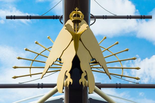 ディアナ号の船首像