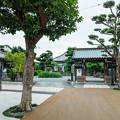Photos: 長興寺 山門前