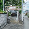 秋葉神社 参道